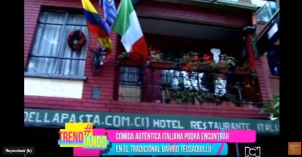 La casa de la pasta, un lugar que los amantes de la comida italiana no pueden dejar de visitar en Bogotá